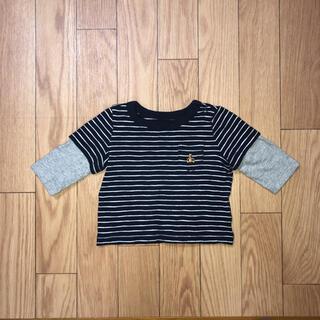 ベビーギャップ(babyGAP)の*Baby GAP* ボーダートップス(Tシャツ)