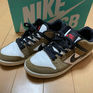 NIKE - NIKE SB/AIR FORCE 2 LOW ESCAPE