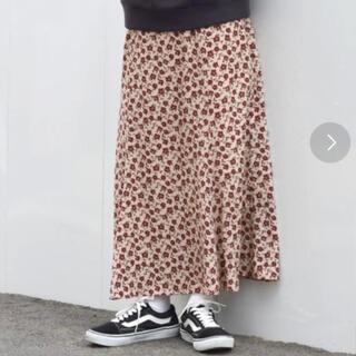 ダブルクローゼット(w closet)のw closet マーメイドスカート(ロングスカート)