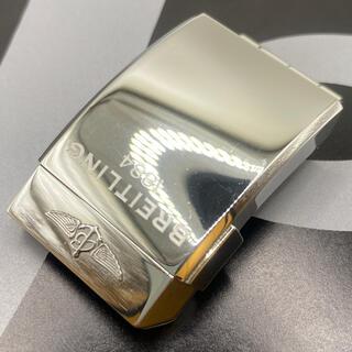 ブライトリング(BREITLING)の20mm 美品!BREITLING ブライトリング Dバックル ラバーベルト専用(ラバーベルト)