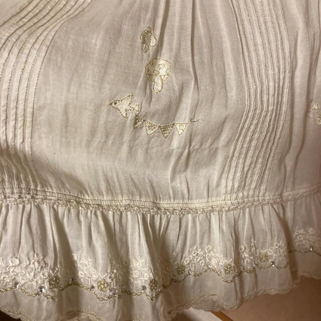 franche lippee(フランシュリッペ)のシェリーラファーム ロングスカートM レディースのスカート(ロングスカート)の商品写真
