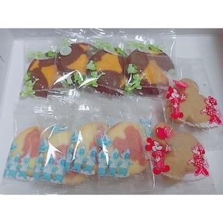 ディズニー(Disney)のディズニー クッキー アソーテッドクッキー 10枚 お菓子 ミッキー(菓子/デザート)