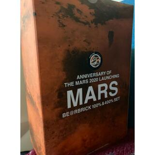 MEDICOM TOY - BE@RBRICK MARS 100% & 400% ベアブリック マーズ