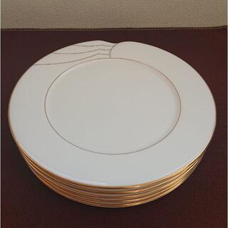 ニナリッチ(NINA RICCI)のNINA RICCI ニナリッチ Sango ケーキ皿 5枚セット(食器)