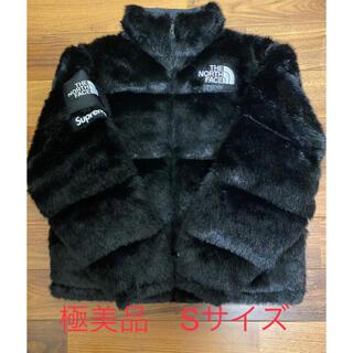 Supreme - supreme northface faux fur nuptse jacket