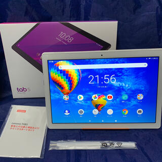 Lenovo - 美品 Lenovo Tab5 SoftBank フルセグ 10インチ 利用制限○