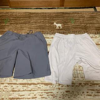 アディダス(adidas)のadidas メンズ ショートパンツ Lサイズ 2本セット(ショートパンツ)