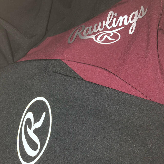 Rawlings(ローリングス)のローリングス パーカー スポーツ/アウトドアの野球(ウェア)の商品写真