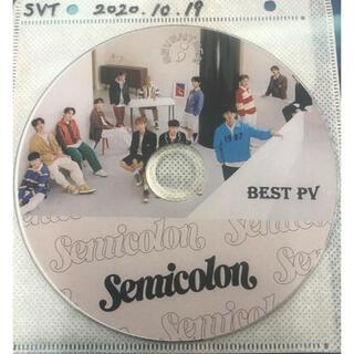セブンティーン(SEVENTEEN)のセブンティーン BEST PV DVD(アイドル)
