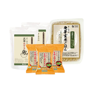 ファスティング後用 断食回復食セット(3日分)(ダイエット食品)