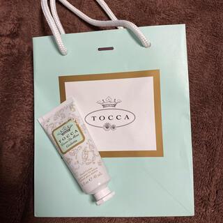 トッカ(TOCCA)のトッカ ハンドクリーム ジュリエッタの香り(40ml)(ハンドクリーム)