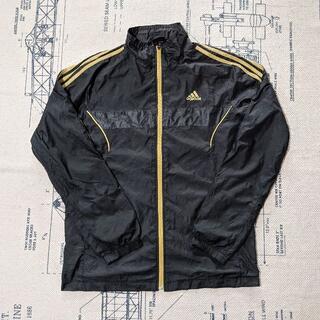 アディダス(adidas)のadidas ナイロンジャケット ブラック アディダス メンズ L(ナイロンジャケット)