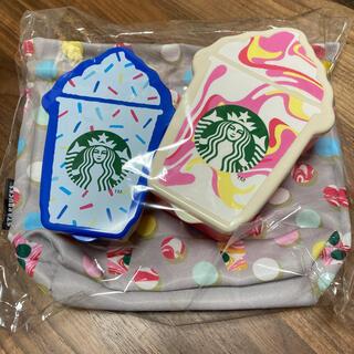 Starbucks Coffee - スタバ ペストリーボックス&バッグ