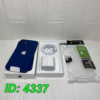 アイフォーン(iPhone)のIPHONE 12 64GB Sim フリー(スマートフォン本体)