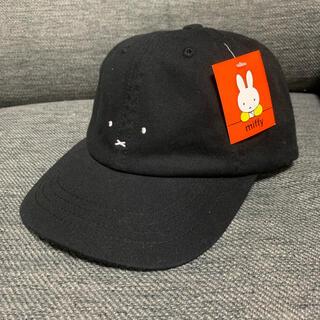 シマムラ(しまむら)の【新品未使用】ミッフィキャップ 帽子 53-55㎝(帽子)