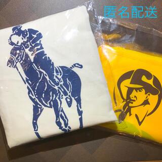 人気エコバッグ☆2個セット【匿名配送★SALE】(ノベルティグッズ)