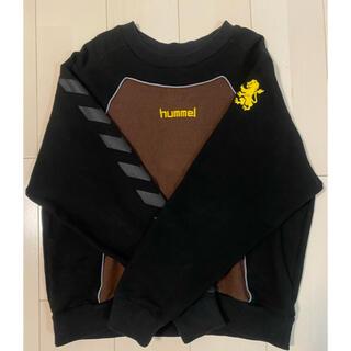 ヒュンメル(hummel)のhummel スウェットトレーナー Mサイズ(スウェット)