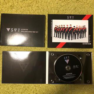 セブンティーン(SEVENTEEN)の SEVENTEEN JAPAN ARENA TOUR SVT Blu-ray(アイドル)