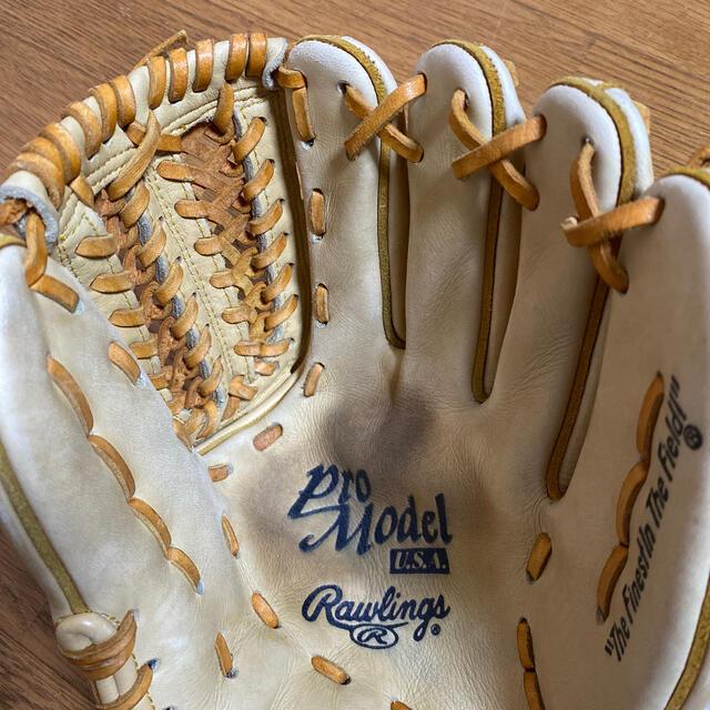 Rawlings(ローリングス)の軟式用グローブ ローリングス スポーツ/アウトドアの野球(グローブ)の商品写真