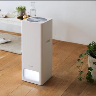 バルミューダ(BALMUDA)の空気清浄機 コンパクトバルミューダBALMUDA The PureA01A-WH(空気清浄器)