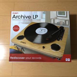 ion archive lp レコードプレイヤー(レコード針)