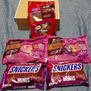 エムアンドエムアンドエムズ(m&m&m's)のYAMA様専用 アメリカ菓子 バレンタインチョコ 確認用(菓子/デザート)