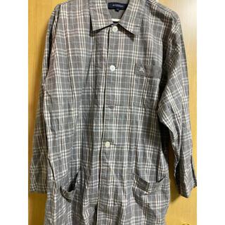 バーバリー(BURBERRY)のBurberry チェックシャツ(シャツ)