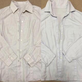フェリシモ(FELISSIMO)のフェリシモ シャツ2枚セット(シャツ/ブラウス(長袖/七分))