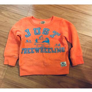 エフオーキッズ(F.O.KIDS)のF.O.KIDS エフオーキッズ 裏起毛 トレーナー 110センチ 男の子(Tシャツ/カットソー)