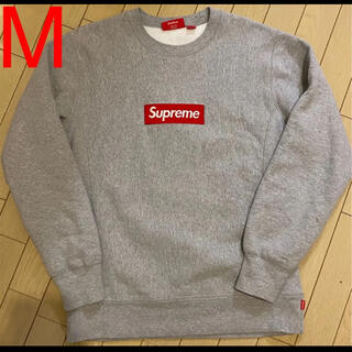 Supreme - supreme 15aw box logo crewneck sweat 美中古