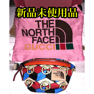 Gucci - 激レア即完売THE NORTH FACE×GUCCI オンライン限定ベルトバック