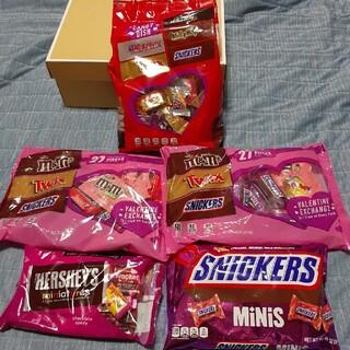エムアンドエムアンドエムズ(m&m&m's)のYAMA様専用 確認用 アメリカ菓子 バレンタインチョコレートセット(菓子/デザート)