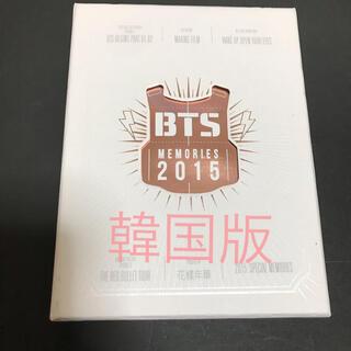 防弾少年団(BTS) - BTS 防弾少年団 2015 MEMORIES メモリーズ DVD 韓国版