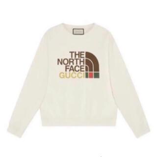 Gucci - GUCCI × THE NORTH FACE スウェット XSサイズ