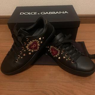 DOLCE&GABBANA - DOLCE&GABBANAスニーカー36 ドルチェアンドガッバーナ