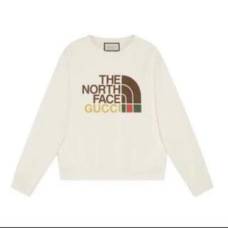 Gucci - gucci × the north face スウェット