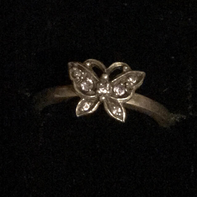 ANNA SUI(アナスイ)のANNA SUI 蝶々リング レディースのアクセサリー(リング(指輪))の商品写真