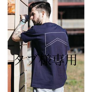 ミスターオリーブ(Mr.OLIVE)の【MR.OLIVE】コットン  エンブレム Tシャツ(Tシャツ/カットソー(半袖/袖なし))
