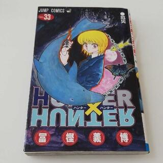 HUNTER×HUNTER 33巻(少年漫画)