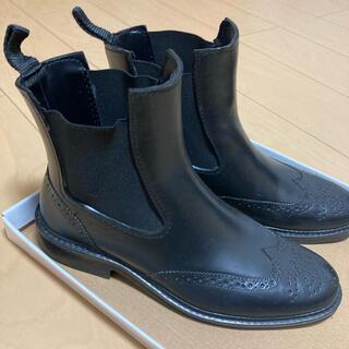 レインブーツ サイドゴアブーツ(レインブーツ/長靴)