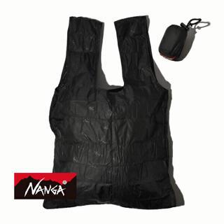 ナンガ(NANGA)のナンガ エコバック ポケッタブル NANGA POCKETABLE ECOBAG(エコバッグ)
