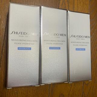 SHISEIDO (資生堂) - 【ラスト】資生堂メン モイスチャーライジングエマルジョン