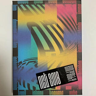 NCT2018 empathy CDアルバム