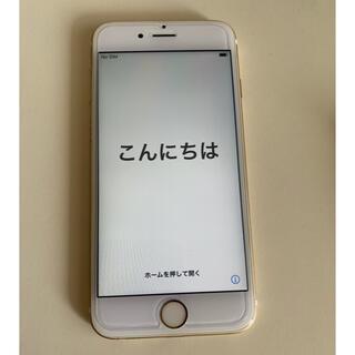 アップル(Apple)のiPhone6s 64GB SIMフリー【バッテリー交換済】(スマートフォン本体)