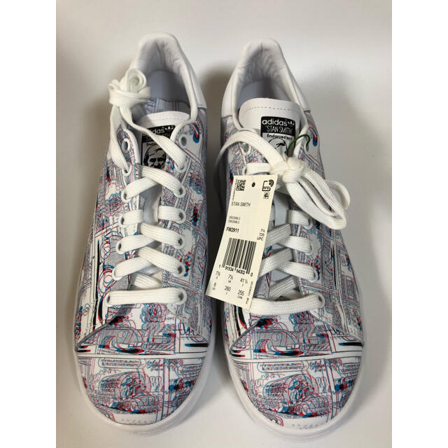 adidas(アディダス)の新品未使用 鑑定書付き スタンスミス ディズニー ミッキーマウス 26センチ メンズの靴/シューズ(スニーカー)の商品写真