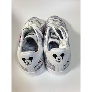 adidas - 新品未使用 鑑定書付き スタンスミス ディズニー ミッキーマウス 26センチ