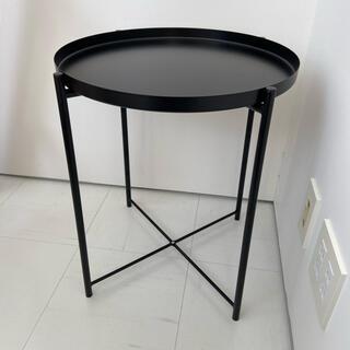 イケア(IKEA)のIKEA イケア GLADOM グラドム トレイテーブル(コーヒーテーブル/サイドテーブル)