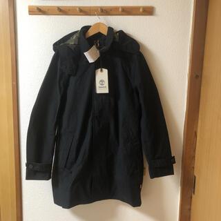 ティンバーランド(Timberland)の新品 ティンバーランド ジャケット マウンテンパーカー 黒(ミリタリージャケット)