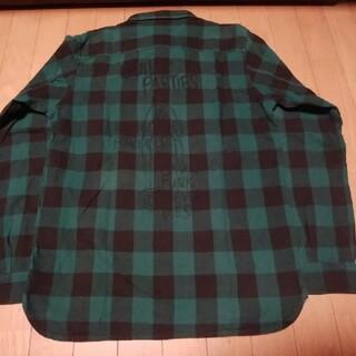 ワコマリア バッファローチェックシャツ(予約(シャツ)