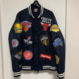 Supreme - supreme NIKE NBA ブルゾン XL